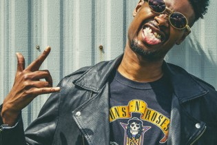 Danny Brown Storms Off Stage After Being Hit With Water