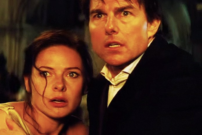 Watch the New Mission: Impossible - Rogue Nation Trailer