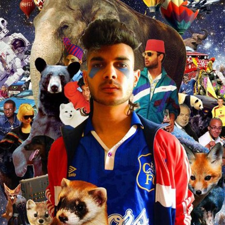 Jai Paul - Straight Outta Mumbai (BenZel Remix)