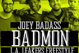 Joey Bada$$ - Badmon (L.A. Leakers Freestyle)