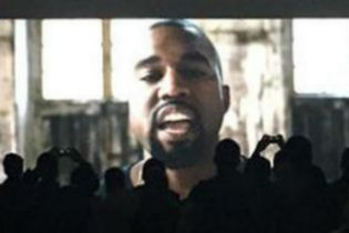 "Kanye West Premiered His New ""All Day"" Video in Paris"