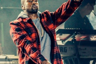 Kanye West Will Headline Glastonbury This Year