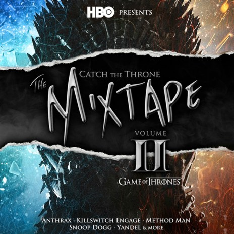 "Listen to Talib Kweli's ""Lord of the Light"" off HBO's Second 'Catch The Throne' Mixtape"