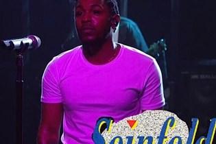 "Listen to this Kendrick Lamar ""King Kunta"" x Seinfeld Theme Song Mashup"