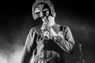 Listen to Two New Songs by SBTRKT