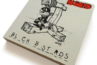 MF Doom to Reissue KMD Album 'Black Bastards' in Children's Book Package