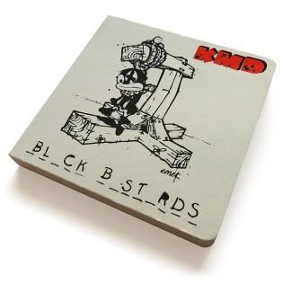 MF Doom to Reissue KMD Album 'Black Bastards' in Children's Book Package