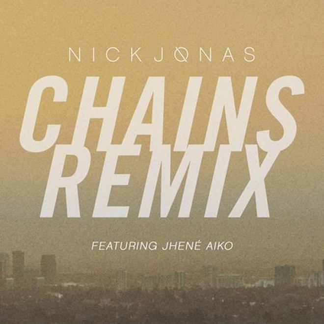 Nick Jonas featuring Jhené Aiko - Chains (Remix)