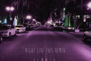 OG Maco featuring Wiz Khalifa - Night Like This (Remix)