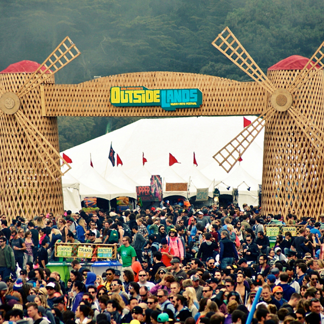 Outside Lands 2015 Lineup Features Kendrick Lamar, SZA, G-Eazy, Chet Faker, D'Angelo, Toro Y Moi, Elton John and More