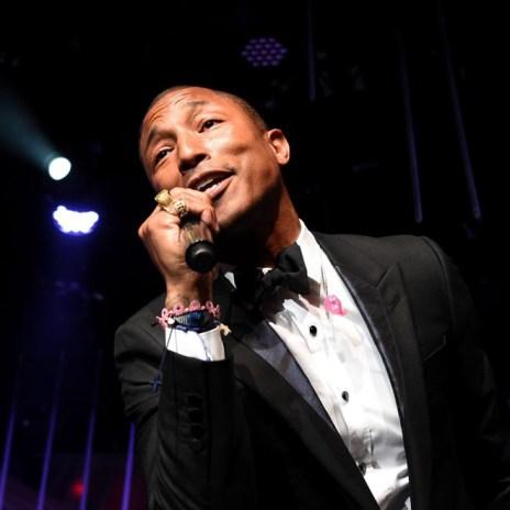 """Pharrell Speaks Out on """"Blurred Lines"""" Verdict"""