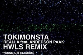 PREMIERE: TOKiMONSTA featuring Anderson Paak - Realla (HWLS Remix)