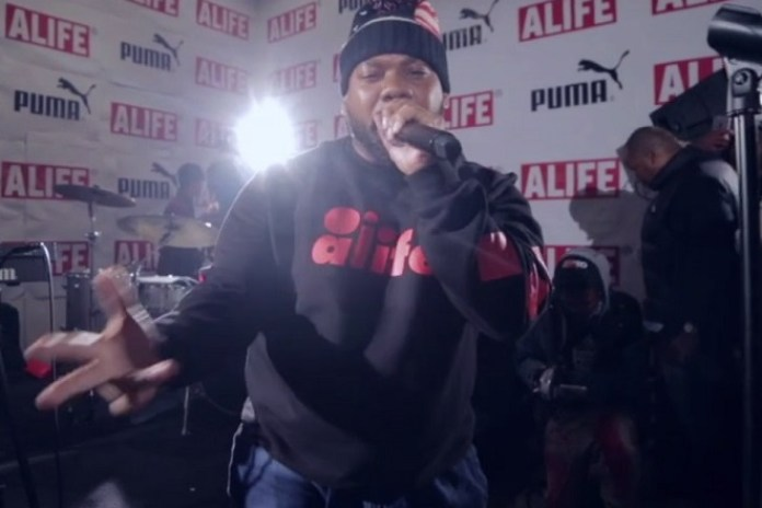 Raekwon, Redman, Perrion & More Perform at Alife Studios
