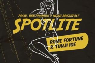 Rome Fortune & Tunji Ige - Spotlite