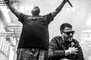 "Run The Jewels Attacked Onstage by Unidentified ""Fan"""