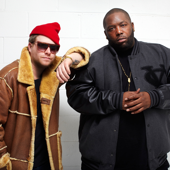 """Run The Jewels to Drop 12"""" of Unreleased Songs on Record Store Day"""
