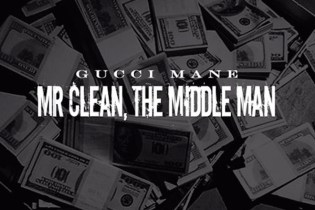 Stream Gucci Mane's New Album 'Mr. Clean The Middle Man'