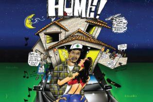 Stream Lashaun Ellis's Debut Album 'Never Home'