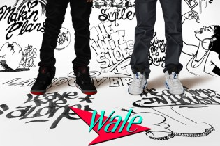 "Stream Wale's 'The Album About Nothing,' Watch His Video for ""The White Shoes"""