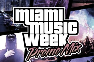 ƱZ Releases Promo Mix for Miami Music Week