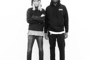 Virgil Abloh & Guillaume Berg Release Mixtape as Paris, IL