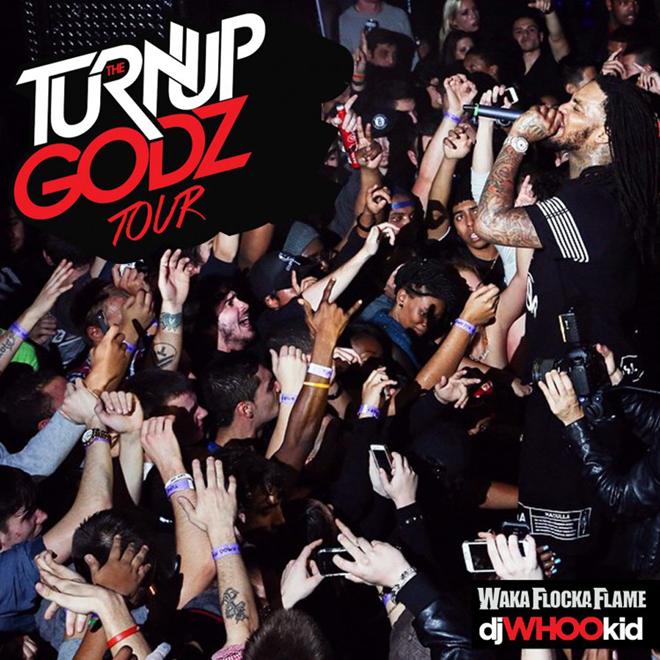 Waka Flocka Flame - The Turn Up Godz Tour (Mixtape)