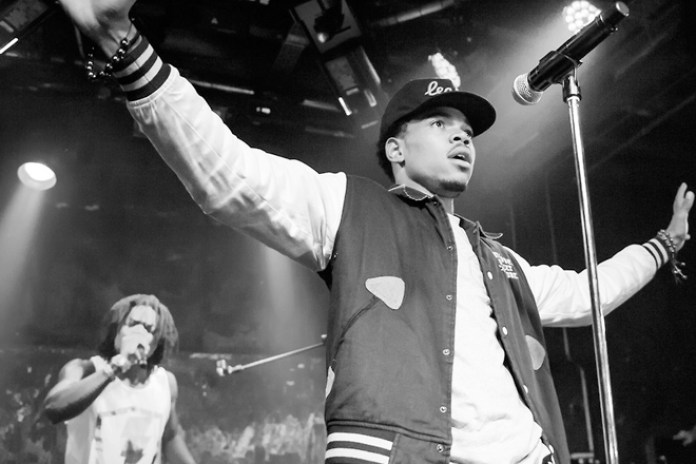 Watch Alec Baldwin Rap Over Chance The Rapper's Beatboxing