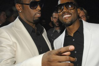 Watch Diddy Mimic Kanye West's Dance Moves
