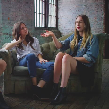 Watch Haim Share Their Inspirations in New Levi's Commercial