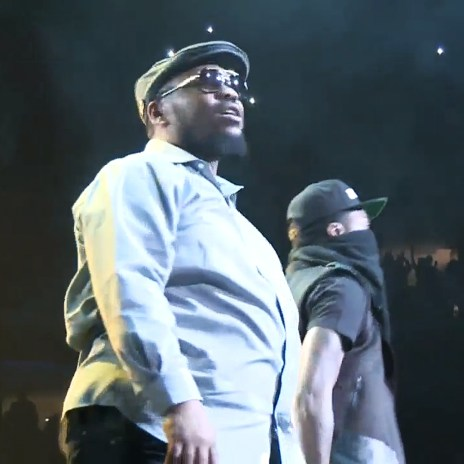 Watch Meek Mill Bring Out A Recovering Beanie Sigel at Homecoming Concert