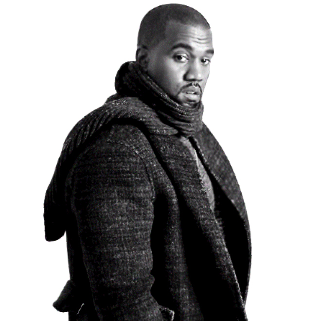 Watch the Behind-the-Scenes of Kanye West's 'GQ' Cover Shoot