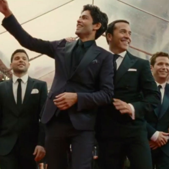 Watch the Offcial 'Entourage' Trailer