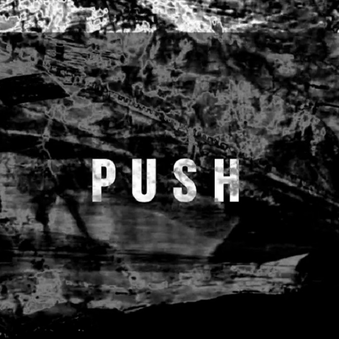 "Watch the Trippy Lyric Video for iSHi & Pusha T's ""Push It"""