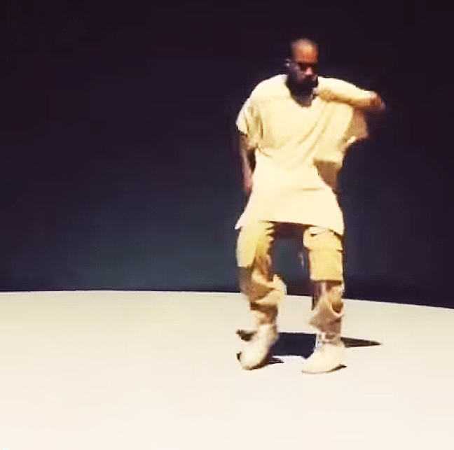 """Watch This Hilarious Mashup of Kanye West Dancing to Kendrick Lamar's """"King Kunta"""""""