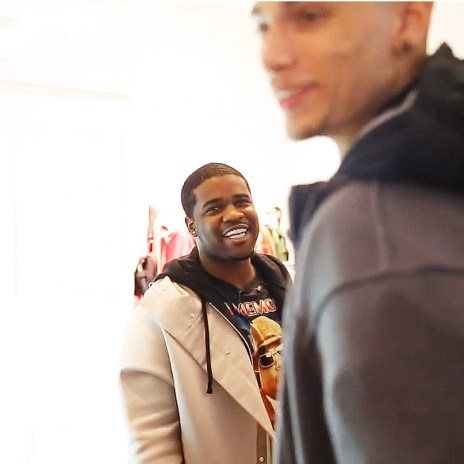 Zach LaVine Spends a Day with A$AP Ferg and A$AP Twelvyy