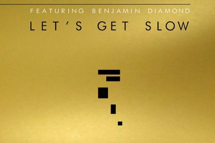 Aeroplane featuring Benjamin Diamond - Let's Get Slow