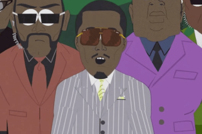 "Diddy​ to Create ""Inner-City Detroit"" Version of South Park​"