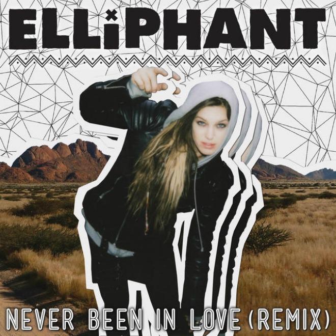 Elliphant - Never Been In Love (RAC Mix)
