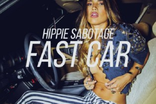 """Hippie Sabotage Flip Pleasures' """"First Love"""" Into """"Fast Car"""""""