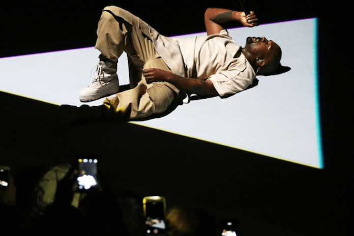 The Official Recap of Kanye West's Performance at Fondation Louis Vuitton