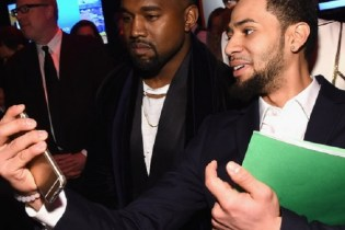 A Fan Rapped Alongside Kanye West at the Time 100 Gala Last Night