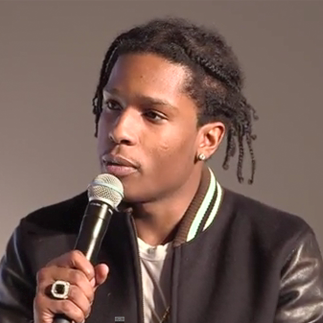 A$AP Rocky Talks Drugs, Kendrick Lamar, and the Youth With Elliott Wilson