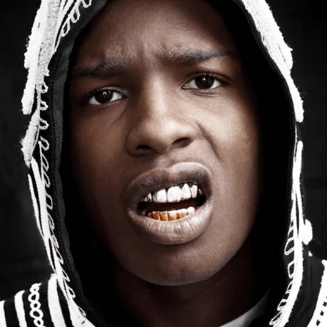 A$AP Rocky Gets Caught On Video Ready To Swing At  A London Man