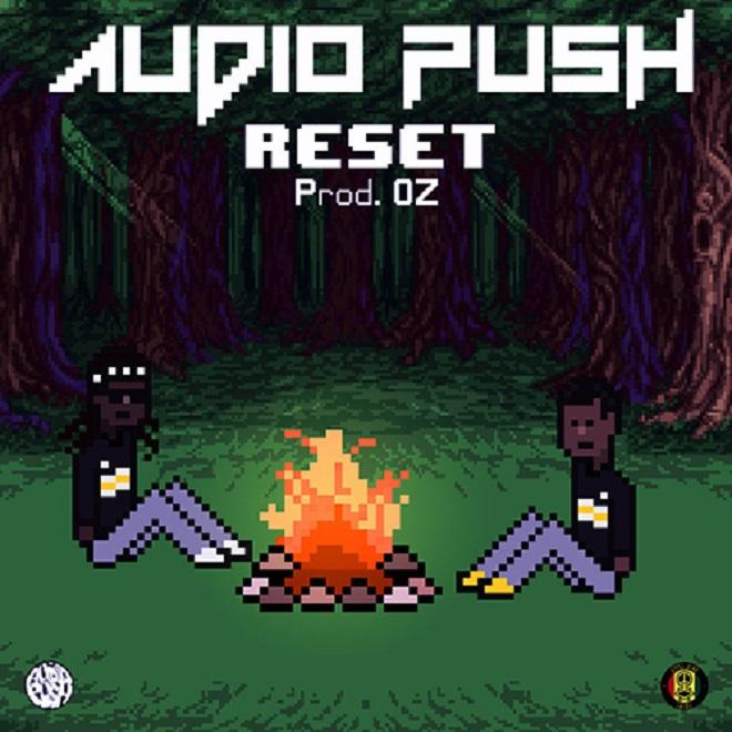 Audio Push - Reset
