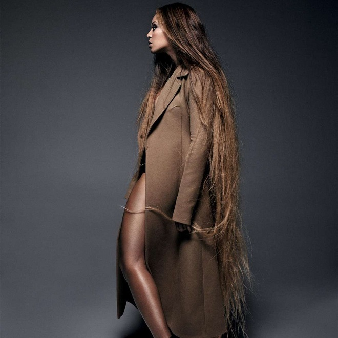 Beyonce featuring Chris Brown - Jealous (Remix)
