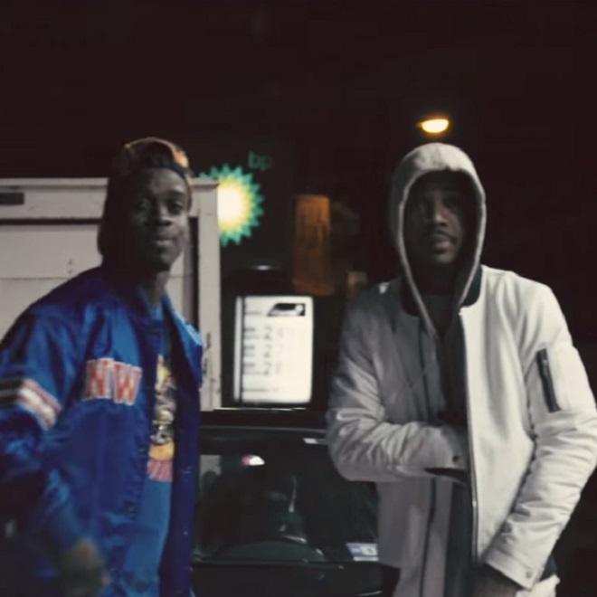 Black Dave featuring J $tash - Odee