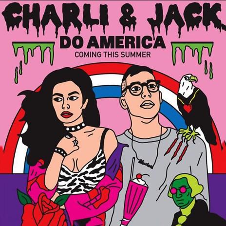 "Charli XCX and Bleachers Announce ""Charli and Jack Do America"" Tour"