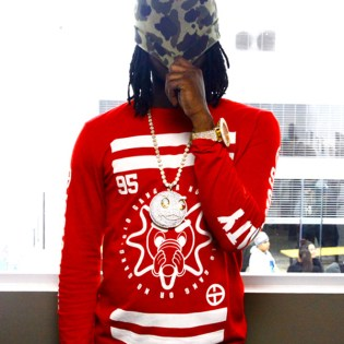 Chief Keef featuring Lil Bibby, Lil Herb and King Louie - Faneto (Remix)