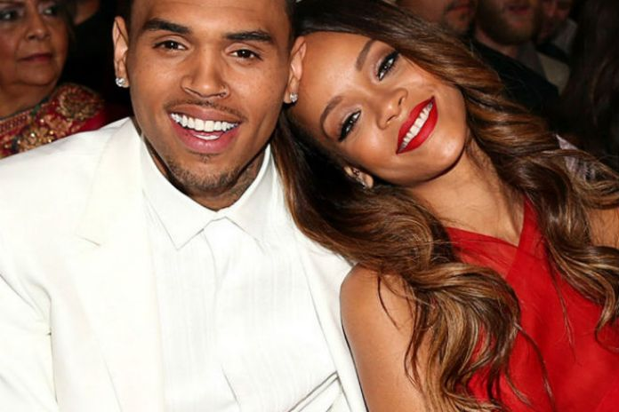 Chris Brown and Rihanna - Put It Up