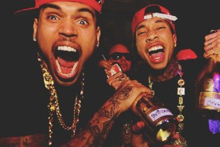 "Chris Brown & Tyga Remix Wiz Khalifa's ""See You Again"""